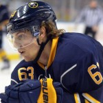 Sabres' Ennis fine with move from center back to wing
