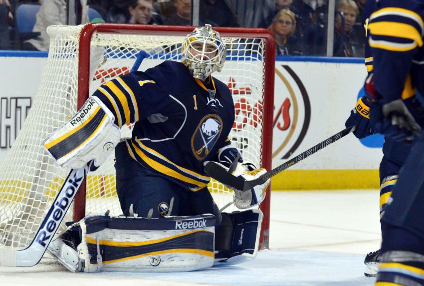 Sabres backup Enroth feels ready to be No. 1 goalie following strong finish
