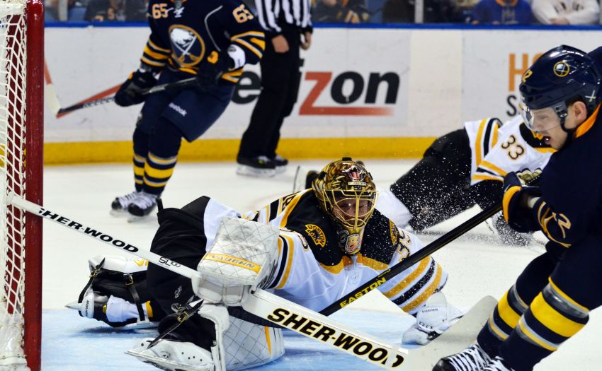 Bruins send Sabres to fourth straight loss