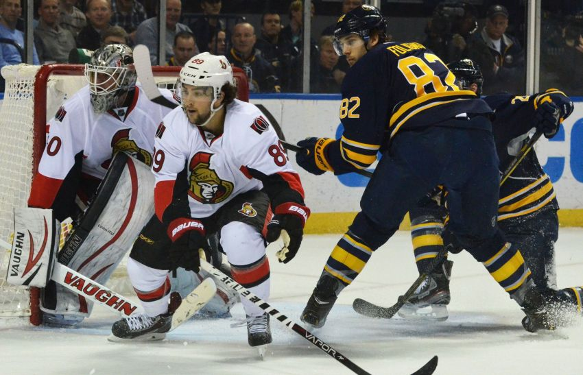 Rolston believes Sabres rookie Foligno will bounce back after benching