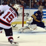 Sabres overcome crowd and Devils to win in shootout