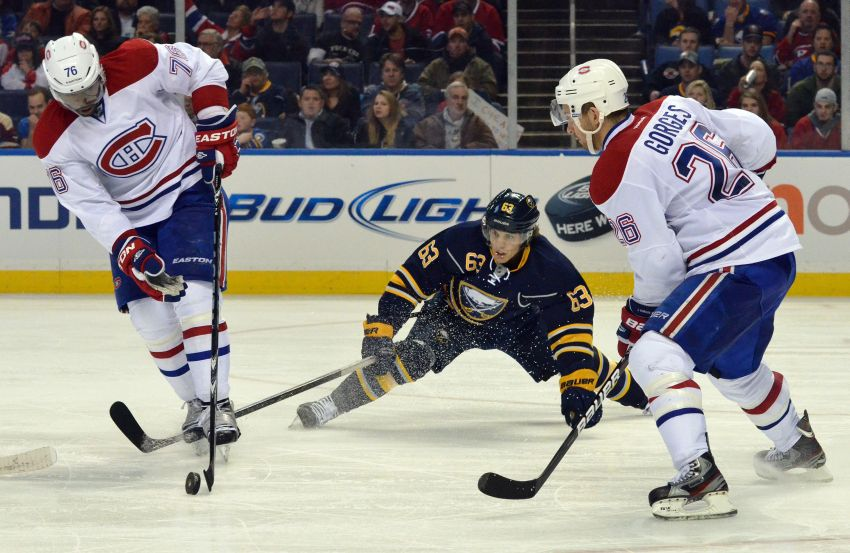 Sabres' season all but over after awful loss to Canadiens
