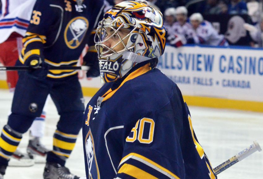 Shellacking from Rangers eliminates Sabres from playoff contention