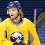 Grigorenko energized by return to Sabres