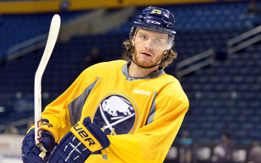 Sabres rookie Grigorenko set to return to lineup