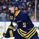 Hecht says penchant for odd-angle shots came from former Sabres star