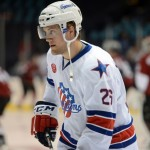Amerks coach Cassidy already impressed by new Sabres prospect Larsson