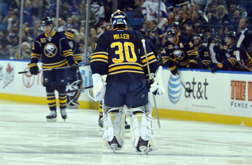 Miller's long Sabres career could be over after Friday's ugly exit