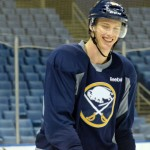 Sabres youngsters must focus on consistency before becoming leaders