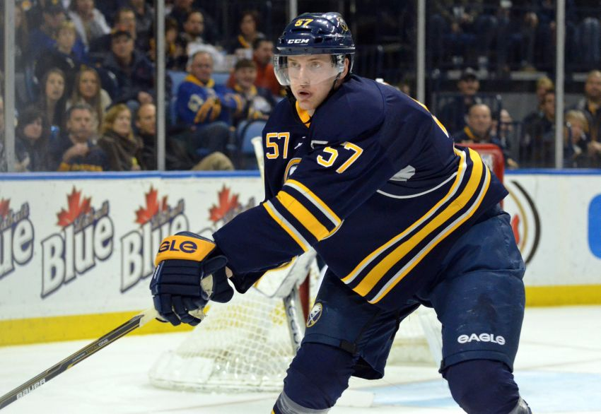 Sabres' Myers says conditioning will improve following poor season