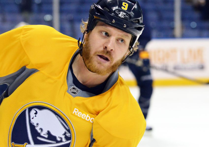 Ott believes booing by Sabres fans 'completely ridiculous'