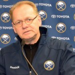 Regier wants Sabres fans to know Stanley Cup goal could cause 'suffering'