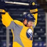 Sabres' Vanek enters season finale with uncertain future
