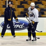 Reports: Sabres fire assistant coaches Patrick and Adams