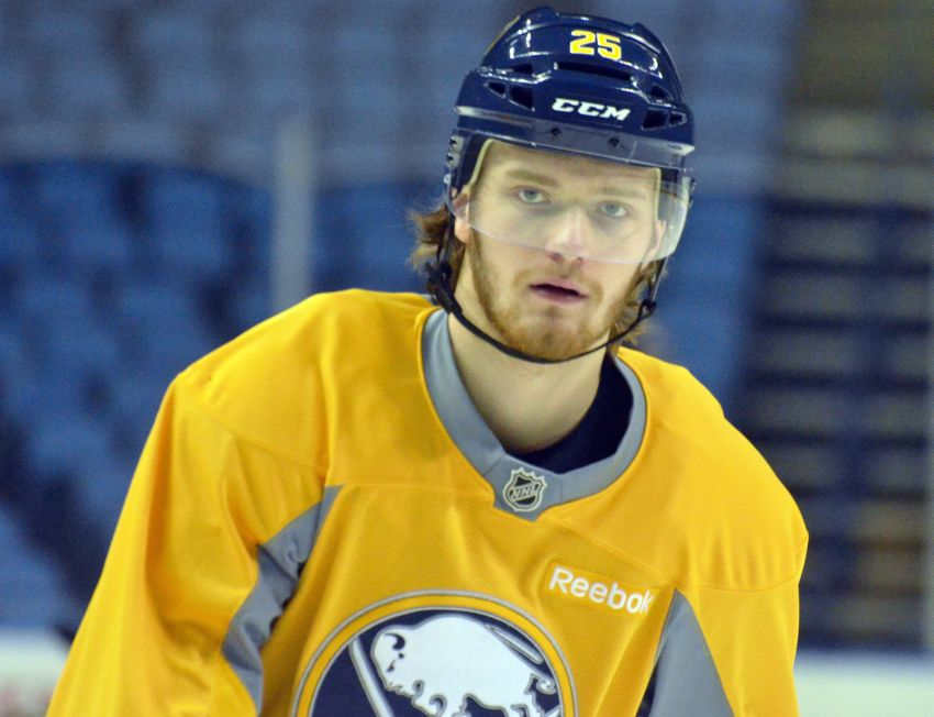 Sabres prospect Grigorenko 'tired mentally' after marathon season ends with Amerks