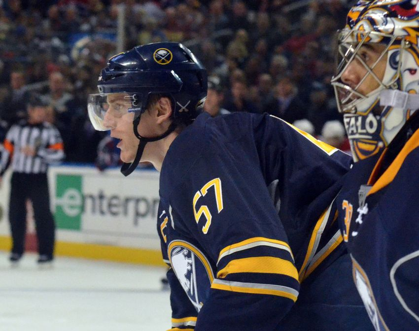 Rolston confident Myers will regain old form for Sabres