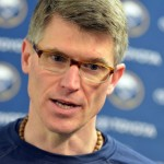 Sabres name Rolston 16th coach in franchise history