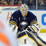 Sabres re-sign goalie Enroth to 2-year deal