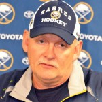 Reports: Rangers receive permission to talk with former Sabres coach Ruff