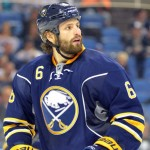 Sabres re-sign Mike Weber to 3-year contract