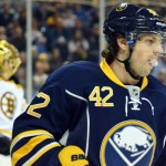 Nathan Gerbe's Sabres career over with team planning buyout
