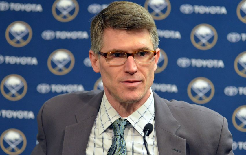 Sabres hire Joe Sacco as assistant coach