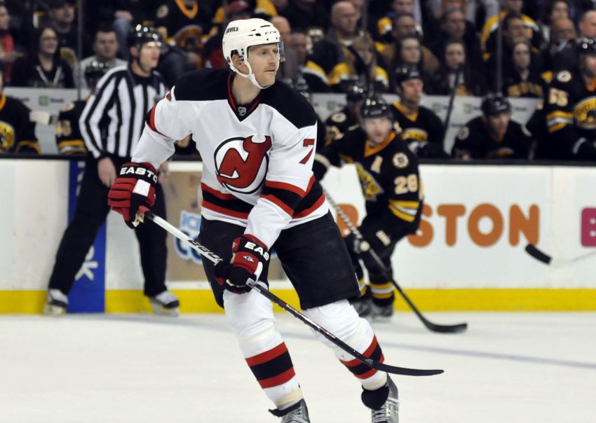 Sabres reacquire Henrik Tallinder from Devils