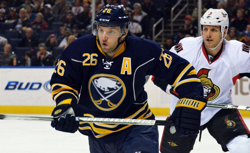 Sabres to appear on NBC 12 times in 2013-14; Traverse City roster announced