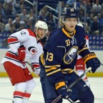 Joel Armia makes home debut memorable with goal and assist in Sabres' win over Hurricanes