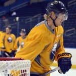 Sabres prospect Joel Armia out indefinitely with broken hand