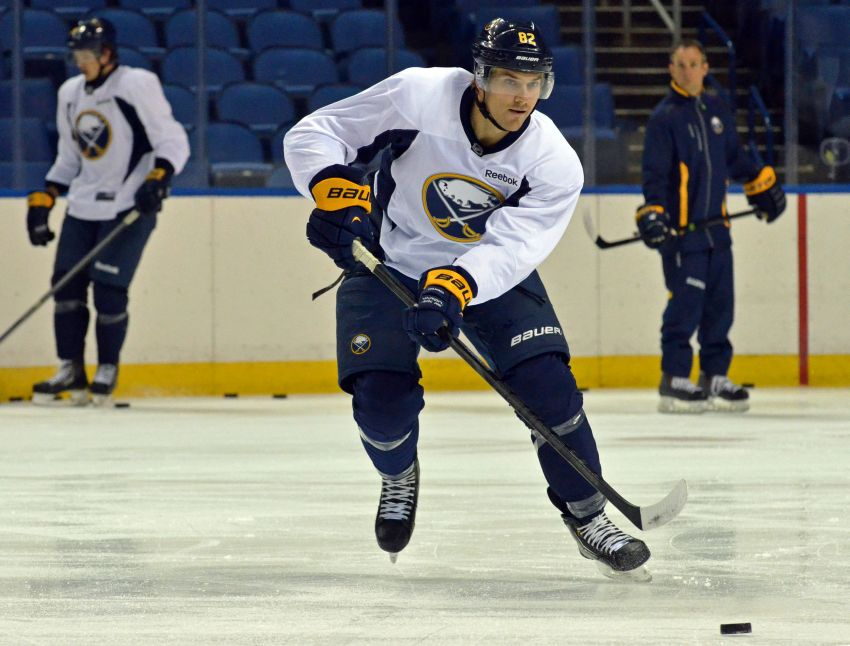 Sabres set 23-man roster; No new captain named yet