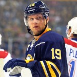 Sabres re-sign Cody Hodgson to 6-year deal