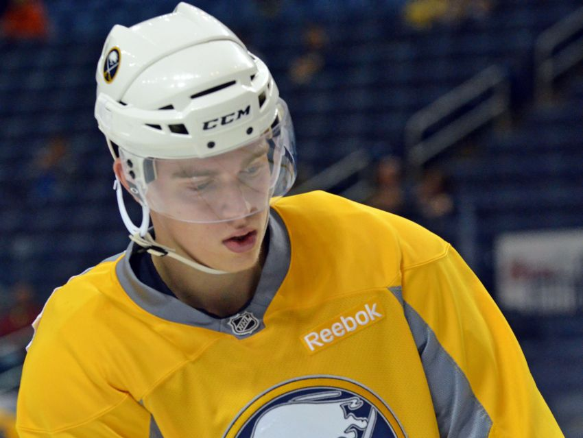 Last four Sabres No. 1 picks to play tonight; Rasmus Ristolainen set for debut