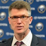 Sabres' Ron Rolston believes NHL wants coaches to think about enforcer use; Corey Tropp out indefintely with broken jaw