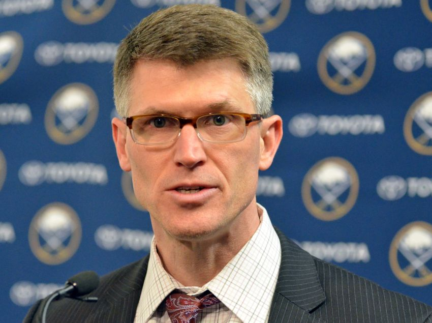 Sabres' Ron Rolston believes NHL wants coaches to think about enforcer use