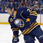 Sabres' Drew Stafford optimistic and refreshed after 'nightmare' season