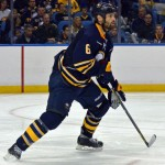 Sabres' Mike Weber endured long road to opening-night duty