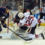Ron Rolston upset with Sabres' poor effort in shutout loss to Senators