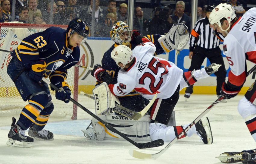 Ron Rolston upset with Sabres' poor effort in shutout loss to Senators