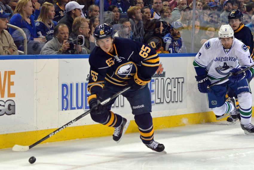 Sabres start meekly again, get blanked by Canucks