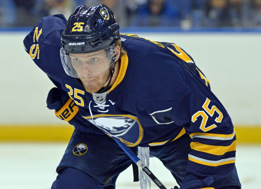 Sabres prospect Mikhail Grigorenko could become healthy scratch again