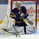 Sabres' Ryan Miller could play Tuesday; Marcus Foligno set to return