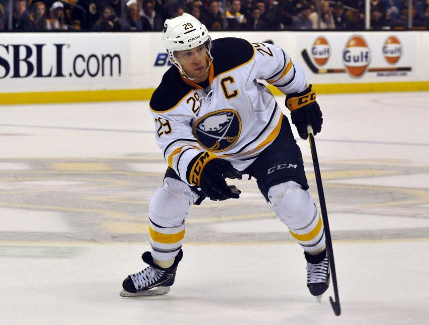 Former Sabres captain Jason Pominville set to make Buffalo return with Wild
