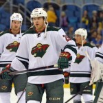 Former Sabres captain Jason Pominville happy about new chapter with Wild