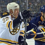 Woeful Sabres fall to Bruins, lose John Scott to likely suspension