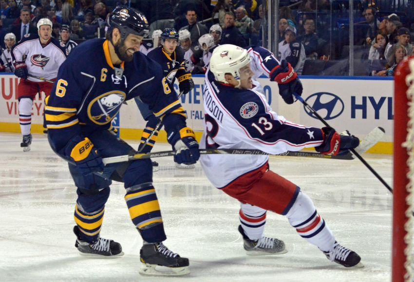 Sabres could scratch struggling Mike Weber
