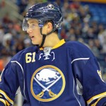 Sabres' Nikita Zadorov to make NHL debut soon; Rookies partake in 'dance-off' at end of practice