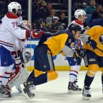 Late penalty dooms Sabres in loss to Canadiens; Matt D'Agostini expected to join team today