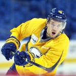 Ted Nolan moving Sabres rookie Zemgus Girgensons to center