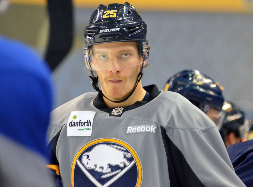 Sabres' Ted Nolan on Mikhail Grigorenko's two games: 'I like what I saw'